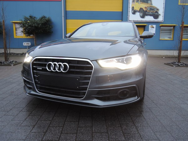 A6 3.0 TDI BI TURBO 313PS